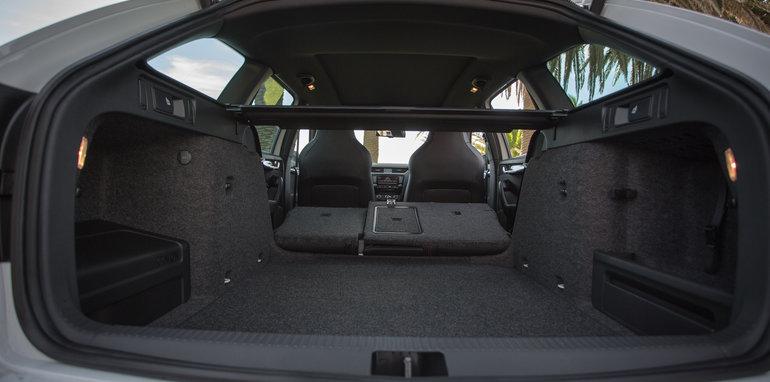 2016 Subaru Levorg GT V Octavia RS Wagon (TT)-86