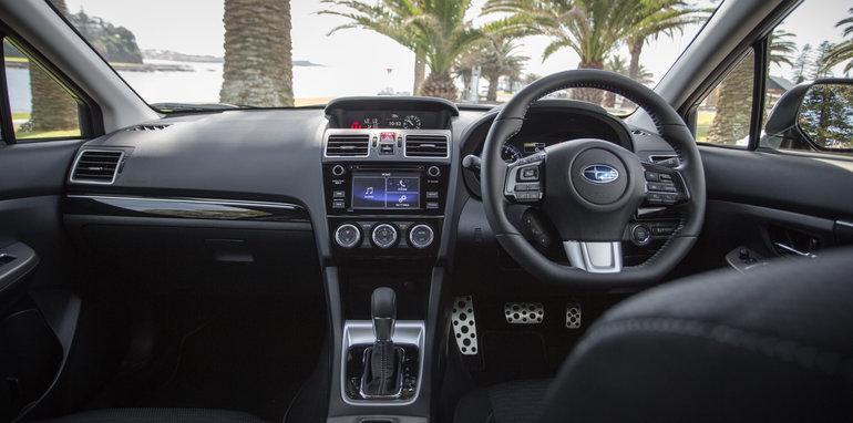2016 Subaru Levorg GT V Octavia RS Wagon (TT)-90