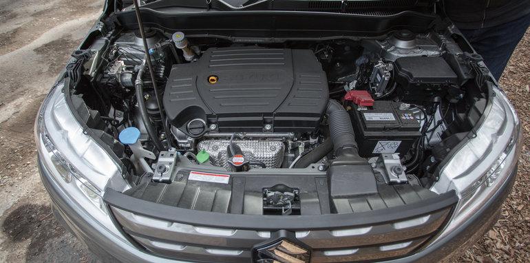 2016 Suzuki Vitara RT-S v Suzuki Vitara S Turbo v Suzuki Vitara RT-X-41