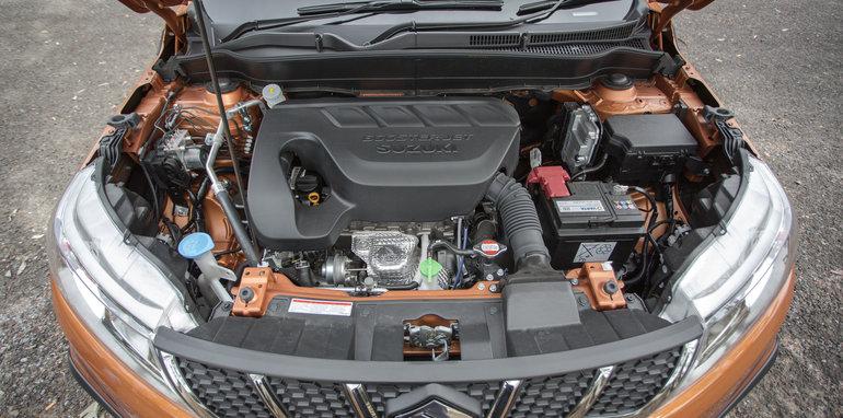 2016 Suzuki Vitara RT-S v Suzuki Vitara S Turbo v Suzuki Vitara RT-X-67