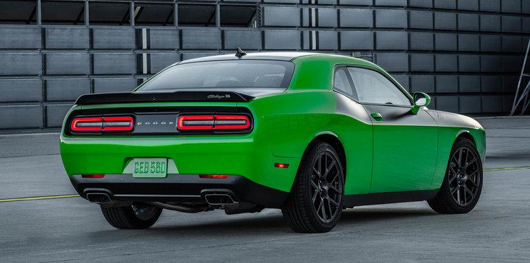 2017 Dodge Challenger T/A