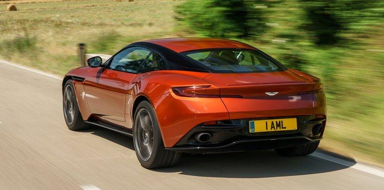 Aston Martin DB11 - 38