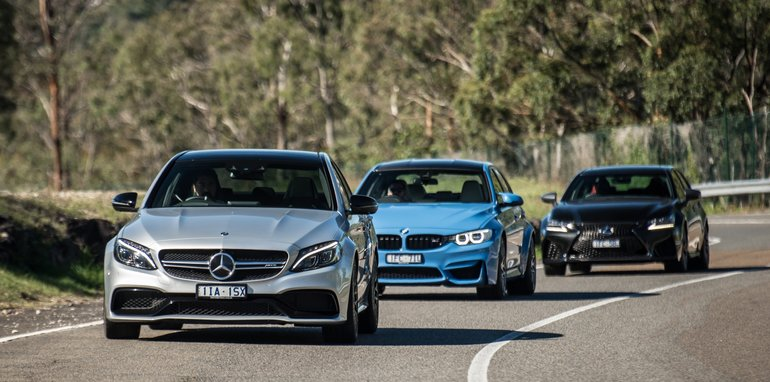 BMW-M3-Mercedes-AMG-C63-comparison - 4