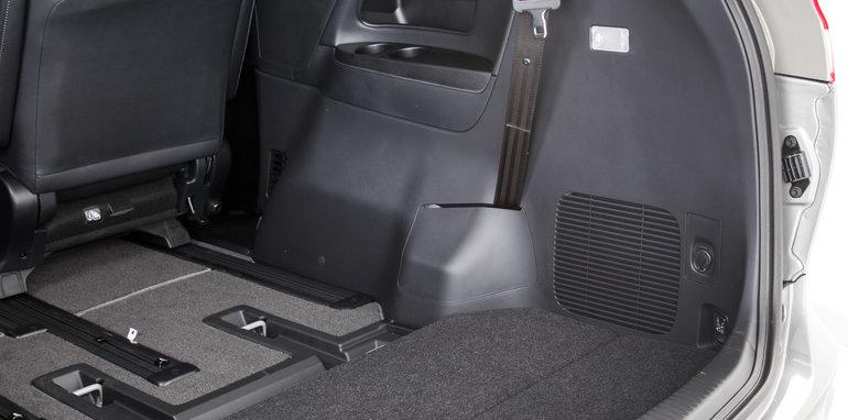 2016 Toyota Tarago Ultima V6