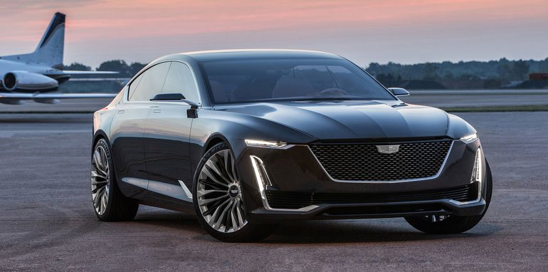 The Escala Concept introduces the next evolution of Cadillac des
