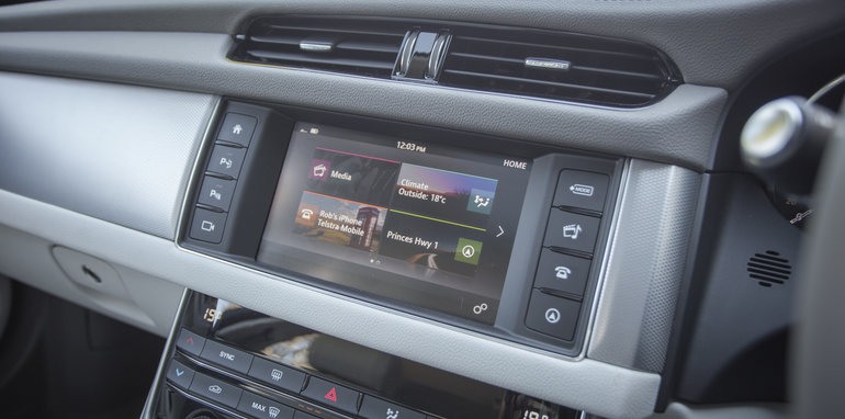 2016 Luxury sedan comparison Hyundai Genesis Ultimate v Jaguar XF 20d Prestige v Infiniti Q70 GT v Lexus GS200t F Sport v Skoda Superb sedan 206TSI-130