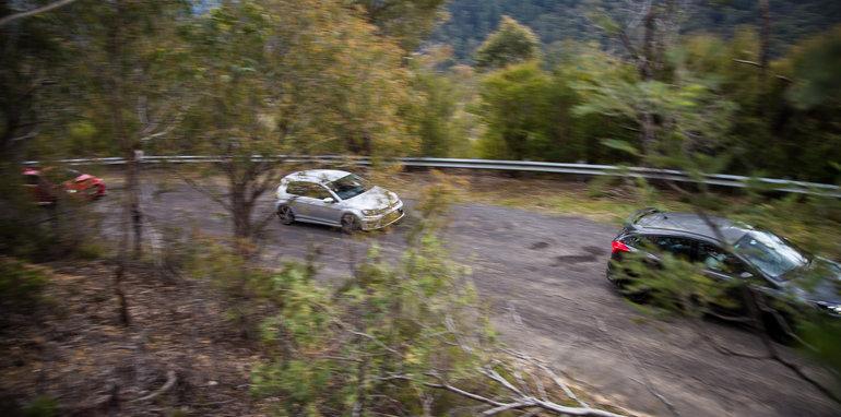 2016-ford-focus-rs-v-subaru-wrx-sti-volkswagen-golf-r-comparison-103