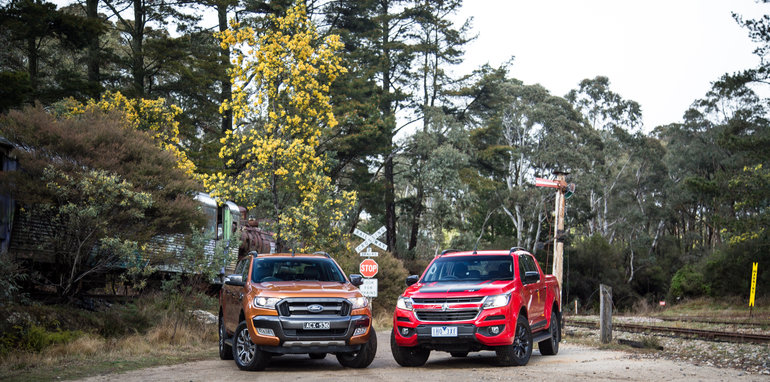 ford-ranger-wildtrak-v-holden-colorado-z71-comparison-6672