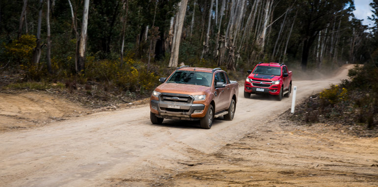 ford-ranger-wildtrak-v-holden-colorado-z71-comparison-7395