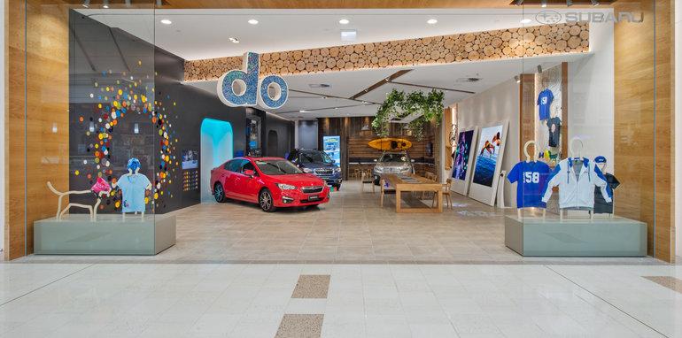 Subaru Werribee Pop Up Store - 13th December 2016