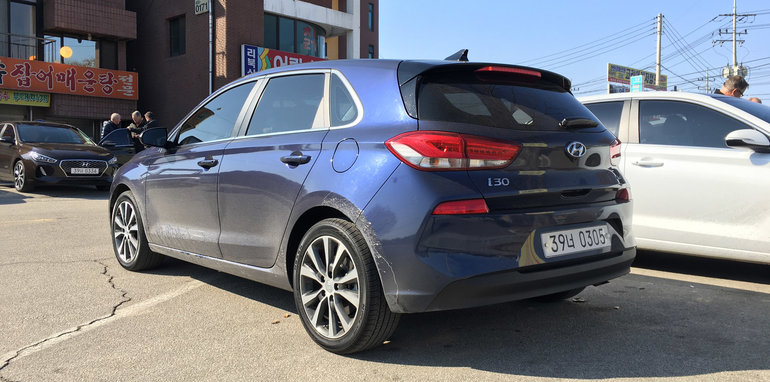 Hyundai I30n >> 2017 Hyundai i30 specifications firm ahead of local launch