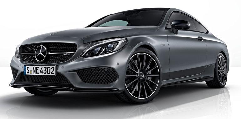Neue Editions-Modelle von Mercedes-AMG: Mehr Driving Performance für Individualisten
