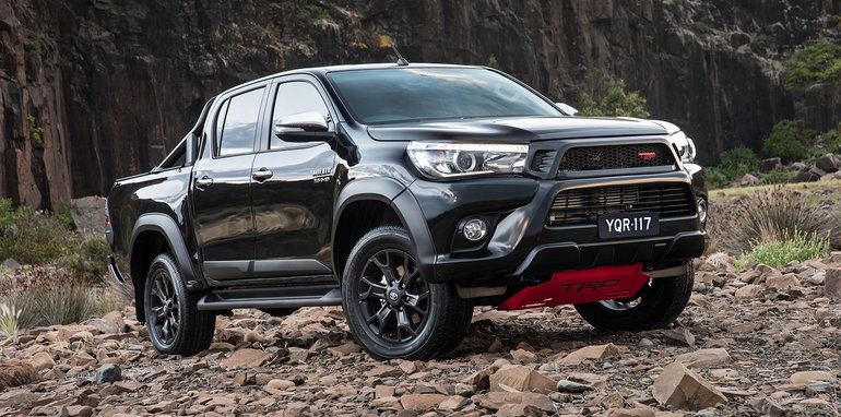2017 Toyota Hilux Trd Arrives From 58 990