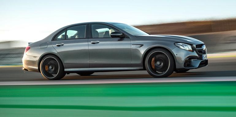 Mercedes-AMG E 63 S 4MATIC+, W 213, 2016