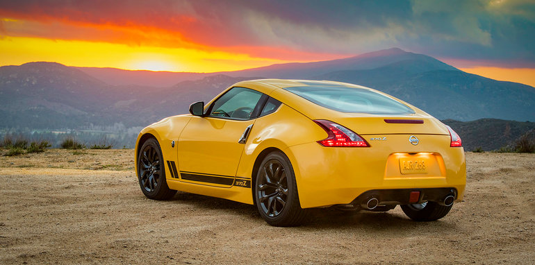 Nissan 370Z Heritage Edition 2018