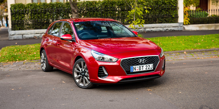 2017 Hyundai i30 range review