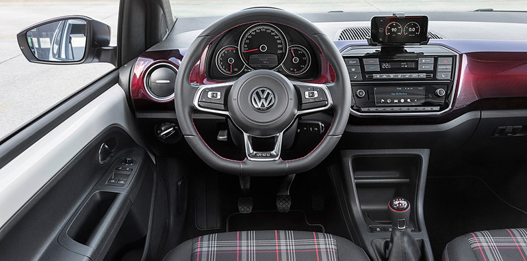 Volkswagen Studie up! GTI