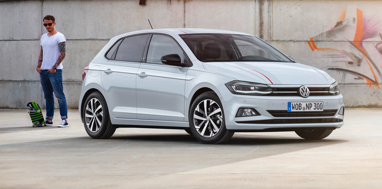 2018 volkswagen polo pricing and specs. Black Bedroom Furniture Sets. Home Design Ideas