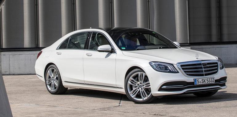 Mercedes benz same same sedan design a non issue for Mercedes benz part numbers list