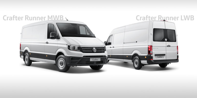 2018 volkswagen crafter runner pricing and specs. Black Bedroom Furniture Sets. Home Design Ideas