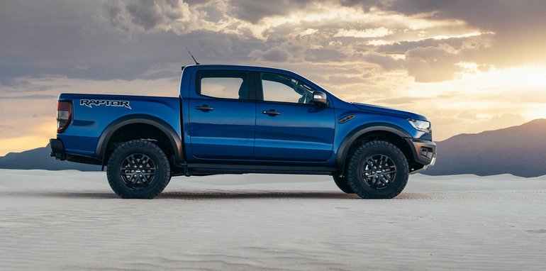 Ford Raptor Inside >> 2018 Ford Ranger Raptor revealed