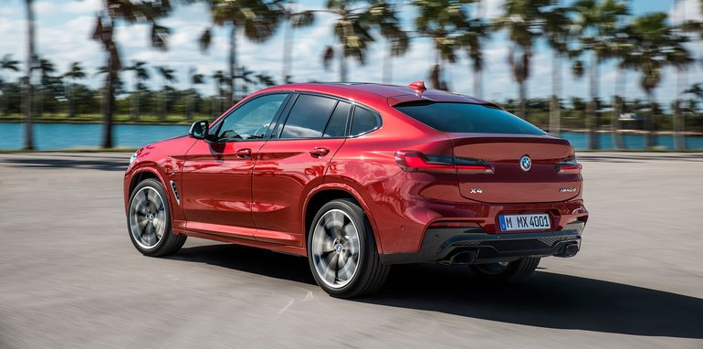 2019 bmw x4 revealed here in q3. Black Bedroom Furniture Sets. Home Design Ideas