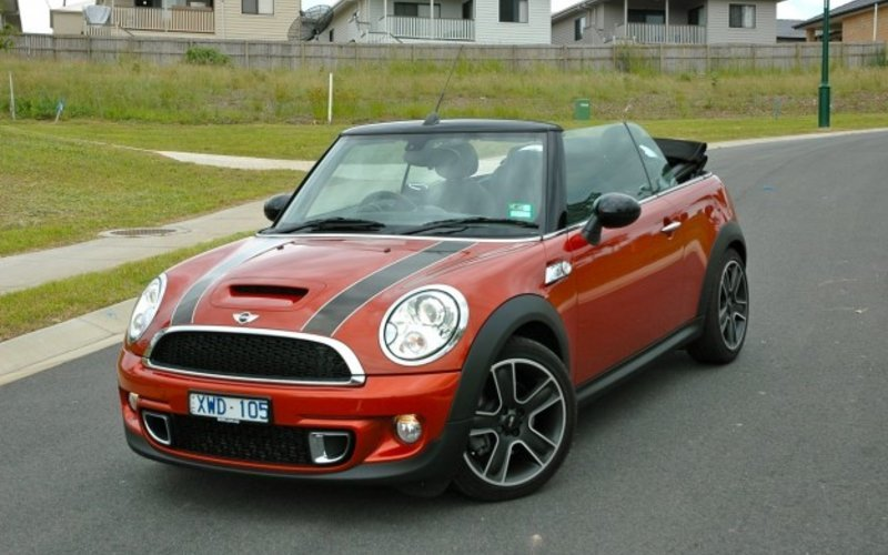 Mini Cooper S Cabrio Review Caradvice