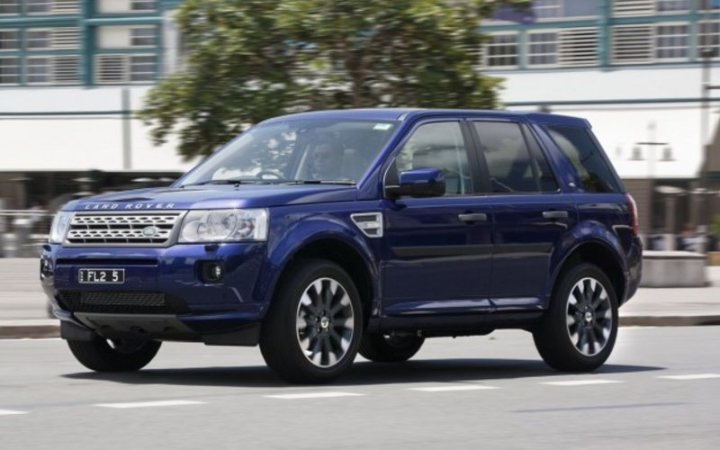 Land Rover Freelander 2 Review Caradvice
