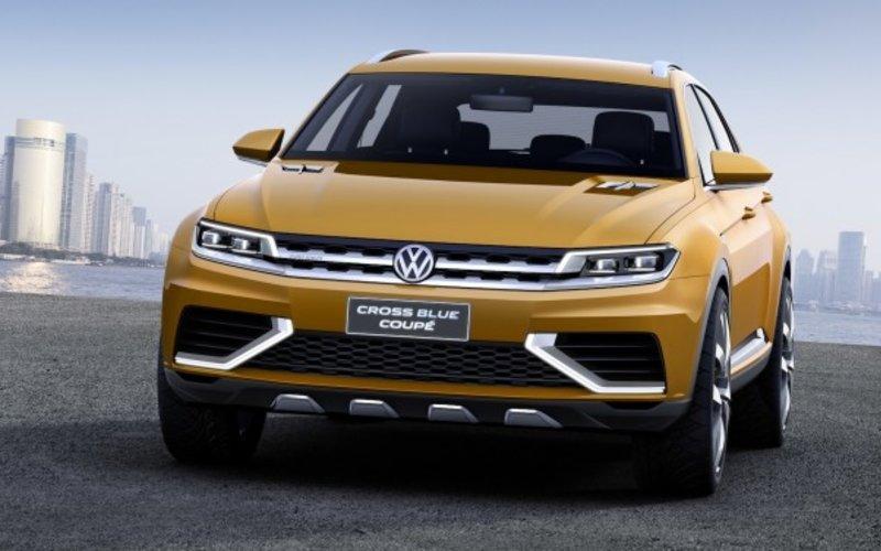 Volkswagen Australia Confirms New Suvs Cross Coupe Sub Tiguan Suv