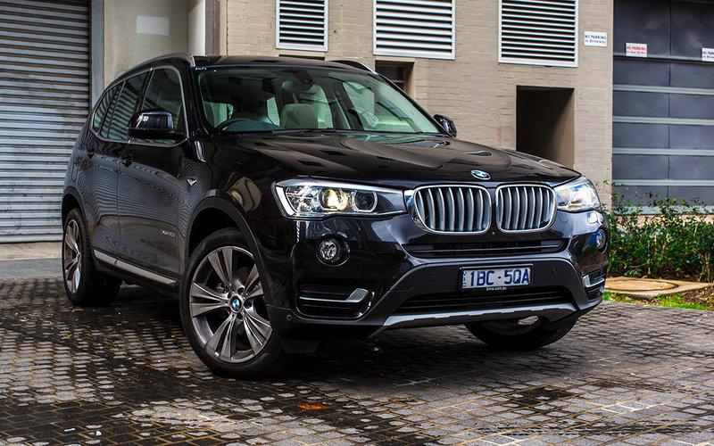 BMW X Review XDrived CarAdvice - Bmw 3x price