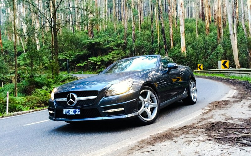 mercedes certified near slk benz pre inventory rwd convertible owned used