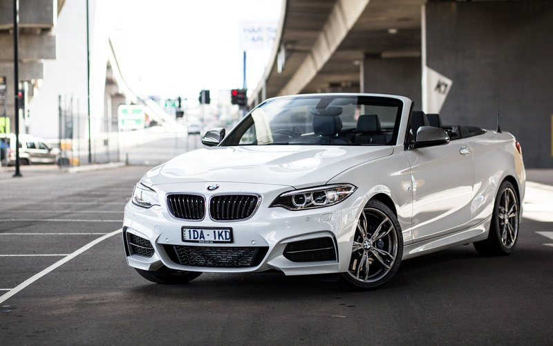 2015 bmw m235i packages