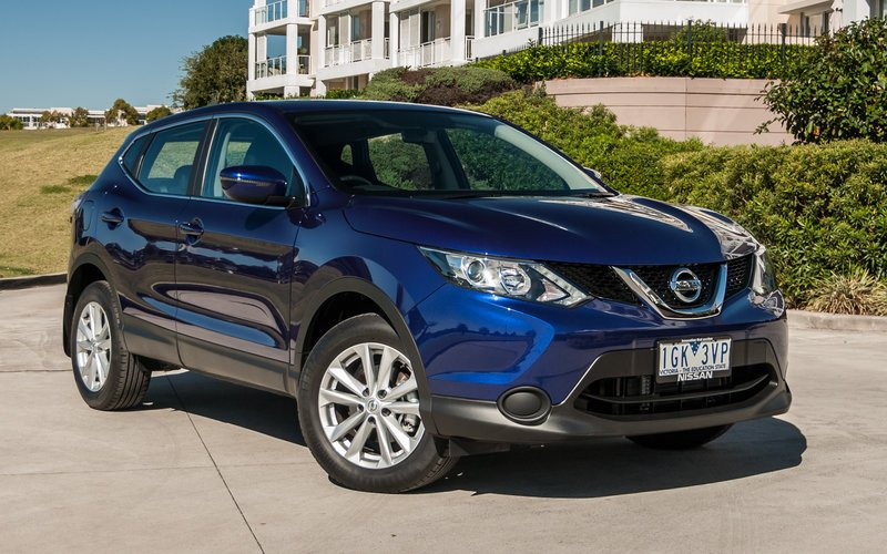 2016 Nissan Qashqai ST Review | CarAdvice