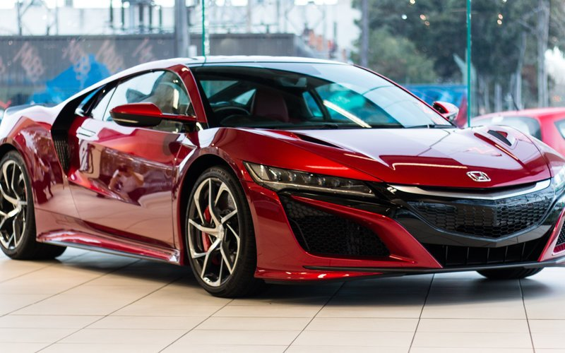 2017 Honda Nsx 420 000 Driveaway Price Tag Tipped For Hybrid