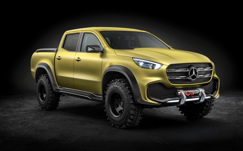 Mercedes Benz X Class Ute Engine Details Revealed Caradvice
