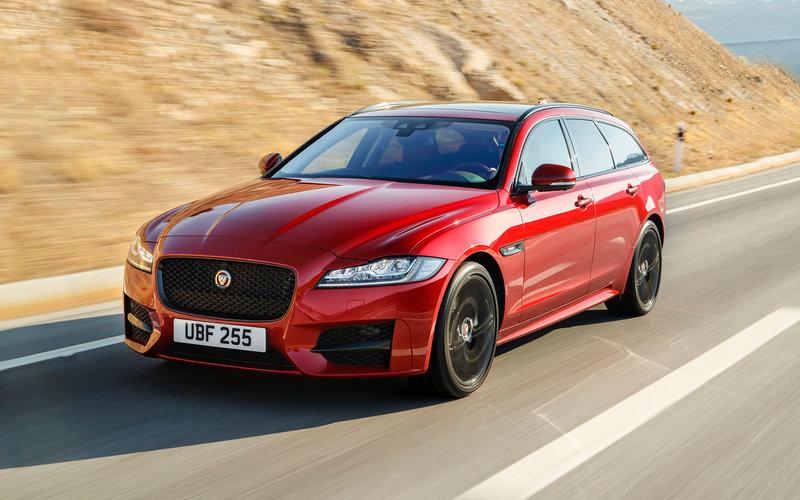 2018 Jaguar Xf Sportbrake Review Caradvice
