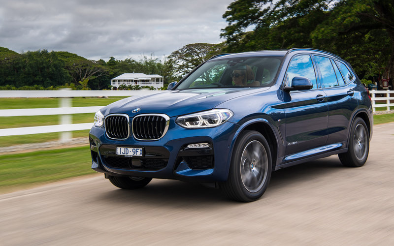 Bmw X3 M40 Review >> 2018 Bmw X3 Review Caradvice