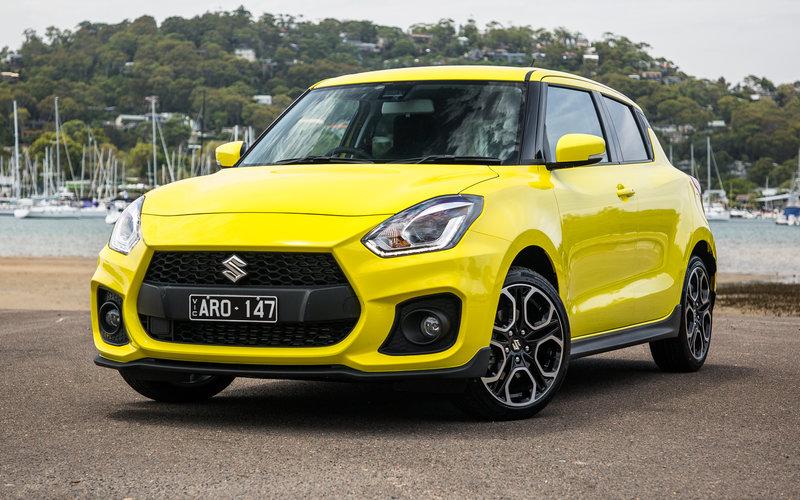 2018 Suzuki Swift Sport Auto Review Caradvice