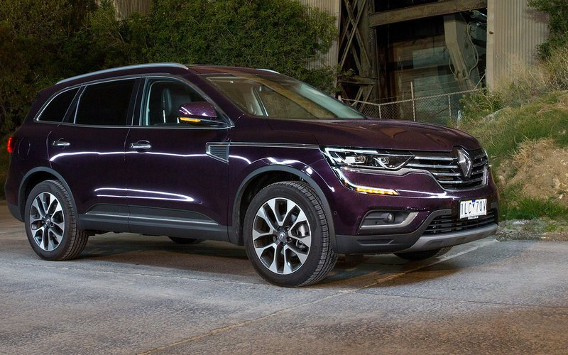 Renault Koleos Initiale Arrives From 49490 Caradvice