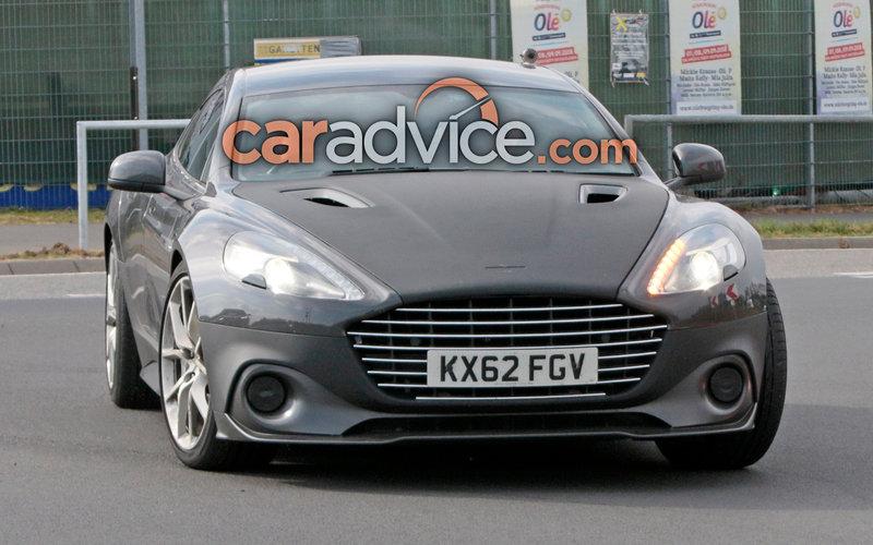 Aston Martin Rapide Amr Spied Caradvice