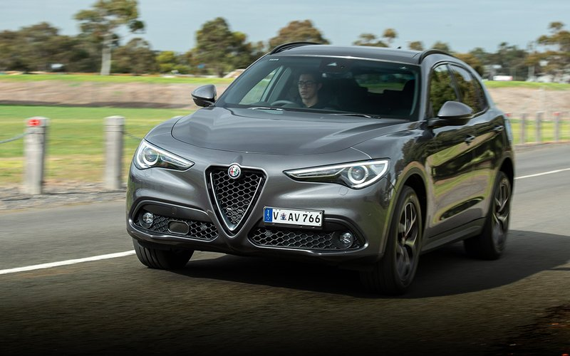 2018 Alfa Romeo Stelvio First Edition Diesel Review Caradvice
