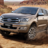 2019 Ford Everest revealed, here in fourth quarter