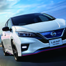 Nissan Leaf Nismo revealed for Japan