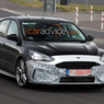 2019 Ford Focus ST spied