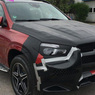 2019 Mercedes-Benz GLE spied in China