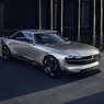 Peugeot e-Legend Concept revealed