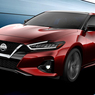 2019 Nissan Maxima revealed ahead of LA debut