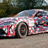 2019 Toyota Supra spied inside and out