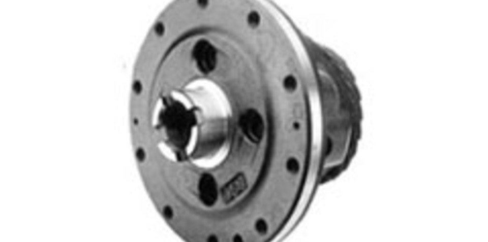 Limited slip differential (LSD)
