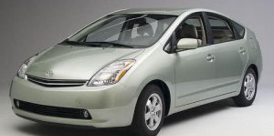 Toyota Prius Recall Australia